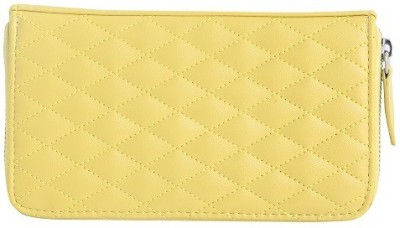 Oriflame Yellow  Clutch