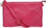 Dressberry Women Pink  Clutch