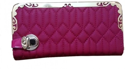 Ud Creation Casual, Wedding, Party, Festive Pink  Clutch