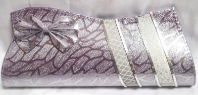MTE Women Casual, Formal, Party Purple  Clutch