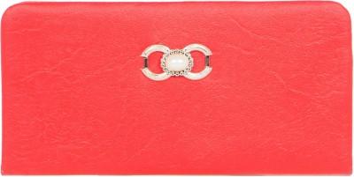 MTE Casual Red  Clutch