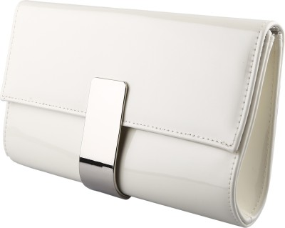 Stylehoops Party White  Clutch