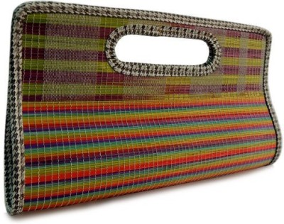 Jupiter Gifts And Crafts Women Casual Multicolor  Clutch