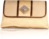 Variation Women Wedding Beige  Clutch
