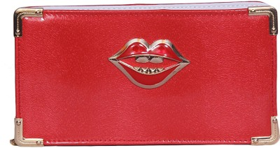 Notbad Girls Casual Red  Clutch