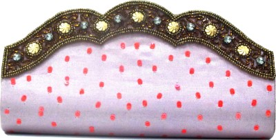 Sunita Fashion Wedding, Festive Pink  Clutch