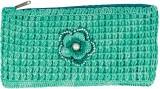moKanc Women Casual, Party Green  Clutch