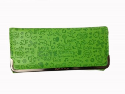 MSELACTOS Wedding, Casual, Party, Formal Green  Clutch