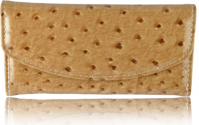 Comfty Party Brown  Clutch