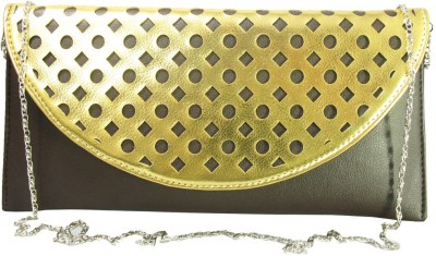 Lion Heart Party, Wedding Brown  Clutch