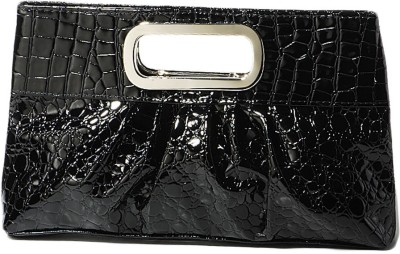 Chicastic Casual Black  Clutch