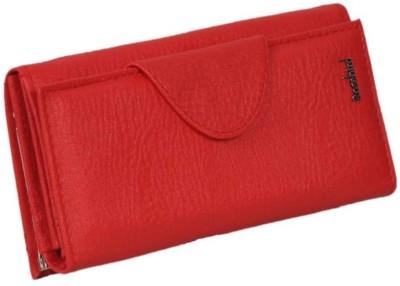 Goldeno Casual Red  Clutch