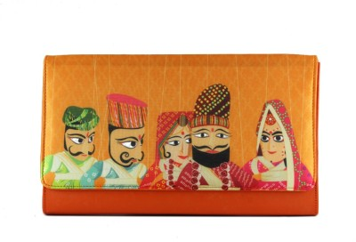 The Ringmaster Women Casual Multicolor  Clutch