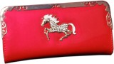 Reyes Reales Women Red  Clutch