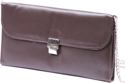 NAAZ BAGS COLLECTION Purple  Clutch
