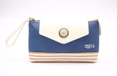 Languo Party Blue  Clutch