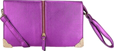 Ambience Casual, Party, Festive Purple  Clutch