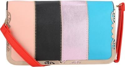 Liza Multicolor  Clutch