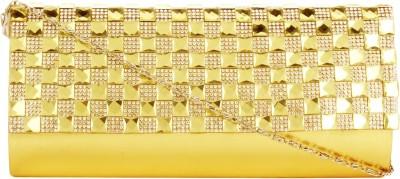 Mxtape Party Gold  Clutch