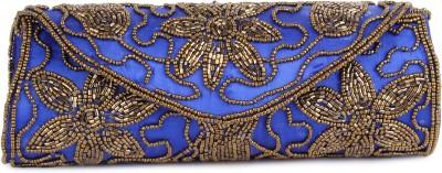 Kleio Festive, Wedding Blue  Clutch