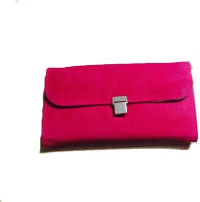 Cronus Women Party Pink  Clutch
