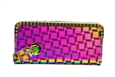 Spency Casual Multicolor  Clutch