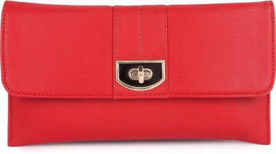 Kleio Festive, Party, Casual Red  Clutch