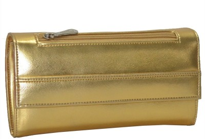 Utsukushii Wedding, Casual, Party Gold  Clutch