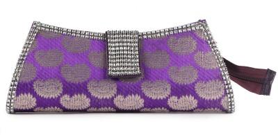 D AUSTIN KING Party, Casual Purple  Clutch