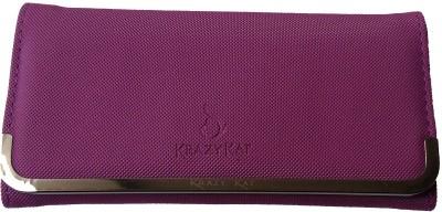 Grace Fashion Villa Purple  Clutch