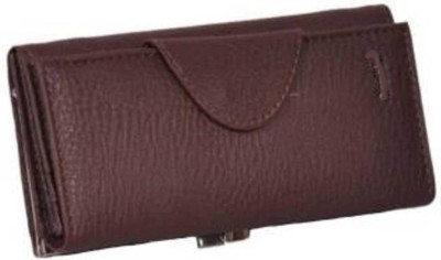 RAPIDCOSTORE Wedding, Casual, Party, Formal, Festive, Sports Brown  Clutch