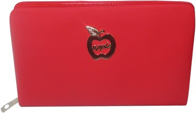 Lasslee Girls Casual Red  Clutch