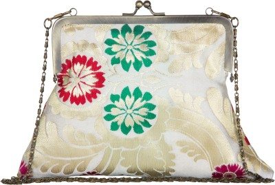 The House of Tara Women Formal, Casual, Party Multicolor  Clutch