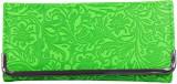 Hydes Women Casual Green  Clutch