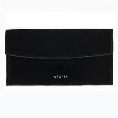 Azores Women Casual Black  Clutch