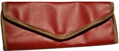 Indha Craft Women Casual Red, Green  Clutch