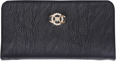 NAAZ BAGS COLLECTION Black  Clutch