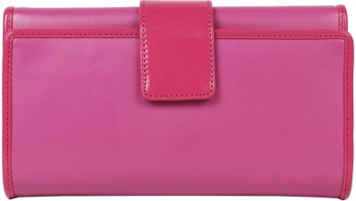 Heels And Toes Casual Pink  Clutch