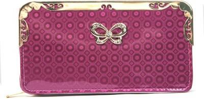 oakland fashion Pink  Clutch