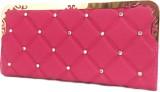 Online Keeda Women Pink  Clutch