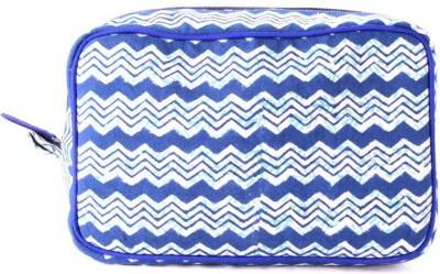 Jaipurse Casual Blue  Clutch
