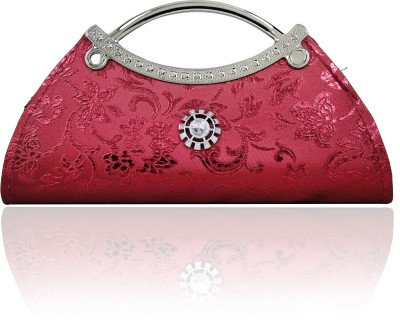 Hydes Party, Festive Maroon  Clutch