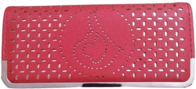 Ud Creation Casual, Formal, Party Red  Clutch