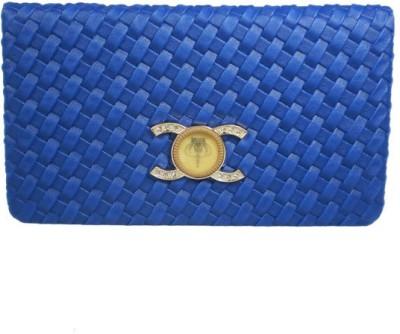 smariddhimart Casual Blue  Clutch