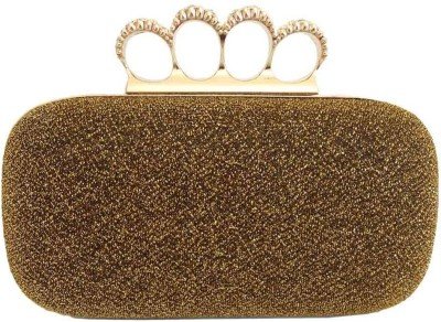 Chicastic Wedding Gold  Clutch