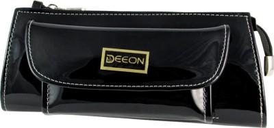 Deeon Women Formal Black  Clutch