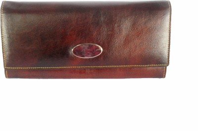 Sheela's Arts&Crafts Purple  Clutch