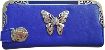MADASH Blue  Clutch
