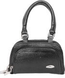 Naaz Bag Collection Women Black  Clutch