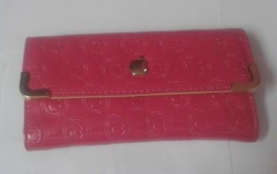AABHASTORES Casual Pink  Clutch